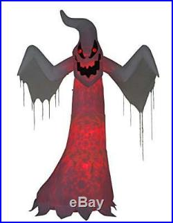 10ft Halloween Airblown Inflatable Scary Ghost Yard Outdoor Decoration Led Light