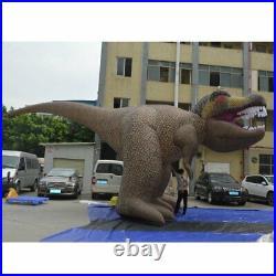 16.4ft Tall Inflatable Dinosaur Inflatable Tyrannosaurus Rex for Halloween Event