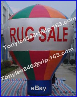 20ft tall giant Inflatable Santa Claus Blow Up Outdoor, UL blower include