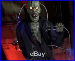 6ft Halloween Animated Dead Ed Experiment Haunted House Prop Decor In Stock