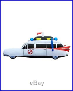 7' Halloween Ghostbusters Eco Ambulance Lighted Airblown Inflatable Pre Order