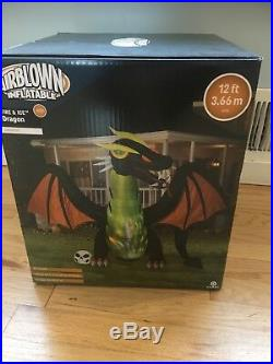 Airblown Animated Dragon