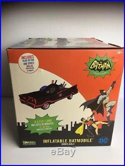 Batman Inflatable Batmobile Classic TV Show 8.5Ft long New Prop Decor Halloween