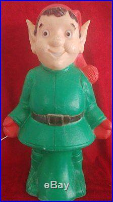 Blow Mold TPI Elf