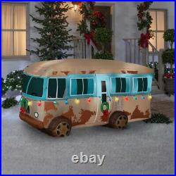 Cousin Eddie Camper RV National Lampoon Christmas Vacation Airblown Inflatable