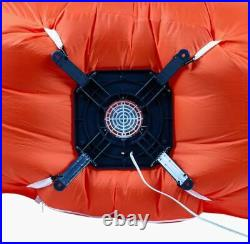 Disney New 9.5 FT Mickey Mouse Pumpkin Jack O Lantern Airblown Inflatable