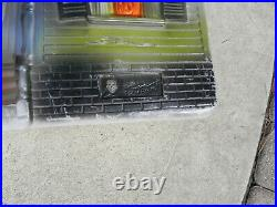 Don Featherstone Lighted Haunted House Blow Mold