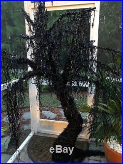 GRANDINROAD 5 FEET Halloween Spooky Willow Tree Indoor Outdoor Yard Decoration