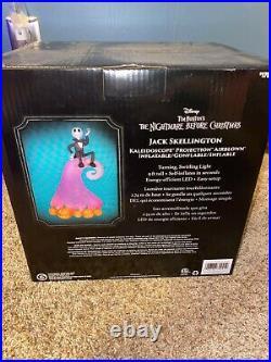 Gemmy 2020 9ft Tall NBC Jack Mountain Halloween Airblown Inflatable