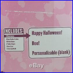 Gemmy Airblown Inflatable Halloween Shrek 8' Ogre Blow Up Light Boo New Unused