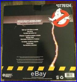 Gemmy Halloween Ghostbusters 13 Foot Stay Puft Inflatable Marshmallow Man NIB