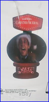 Gemmy Living Projection Christmas Vacation Inflatable