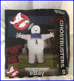 Stay Puft Marshmallow Inflatable Morbid M36960