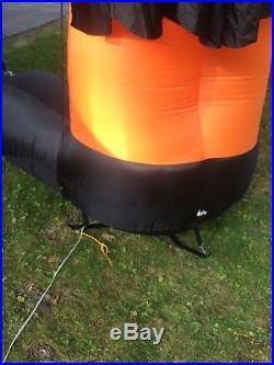 Giant 12 Ft Pumpkin Head Count Dracula Inflatable