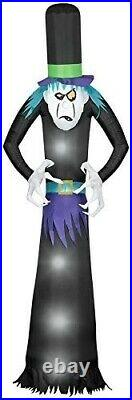 HALLOWEEN 12 FT TOP HAT MONSTER GHOUL Airblown Inflatable YARD DECORATION