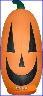 Halloween 12 FT GIANT PUMPKIN JACK O LANTERN AIRBLOWN INFLATABLE GEMMY