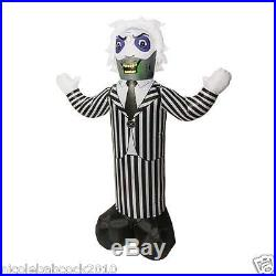 Halloween Airblown 84 Beetlejuice Inflatable Ghost Monster Yard Blow Up Decor