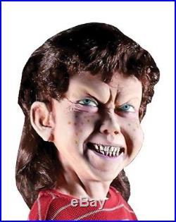 Halloween Animated Demon Child Haunted House Prop Poseable Pee Boy
