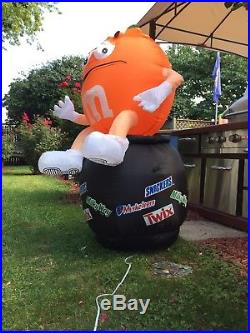 Halloween Inflatable AirBlown- M & M Blow Up- Yard- Decoration