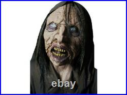 Halloween Lifesize Animated Blind Zombie Witch Haunted House Prop