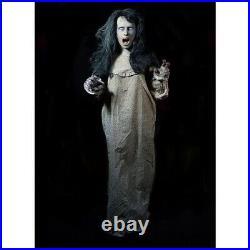 Halloween NightFright Zombie Girl Lifesiz High Quality Animatronic Prop PRE SALE