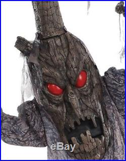 Halloween Spooky Life-Sized Deadwood Haunted Tree Animated Prop