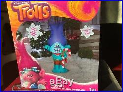 Last One Branch Ultra Rare Trolls Branch Christmas Inflatable New $125