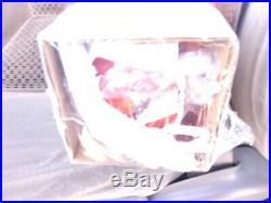 Mint Union Blow Mold Plastic Owl Hanging Light NIP Halloween Free Shipping