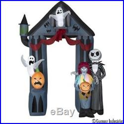 Nightmare Before Christmas Jack Skellington ARCHWAY ARCH Inflatable airblown 9FT