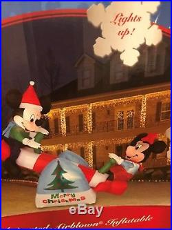 Rare Gemmy Disney Mickey and Minnie Teeter-Totter