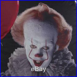 S/3 PHOTOREALISTIC MOVIE VILLAINS Airblown Inflatable FREDDY / PENNYWISE / JASON
