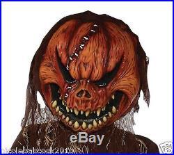 Scary Huge Pumpkin 12 Foot Halloween Prop Haunted House Decor Morbid Ente
