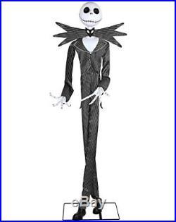 Spirit Halloween 6 Ft Jack Skellington Animatronics Decorations The Nightmare