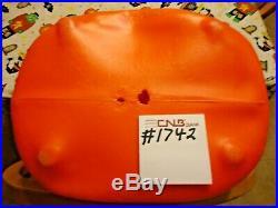 Vtg Super Rare 24 Pumpkin Cat Jol Halloween Blow Mold Light Up Yard Decor Prop